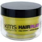 KMS California Hair Play Modeling Clay Fot a Matte Look (Matte Sculpting and Texture) 125 ml