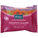 Kneipp Bath pastilla efervescente para el baño (Red Poppy and Hemp) 80 g
