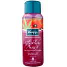 Kneipp Bath espuma de baño Red Poppy and Cannabis 400 ml