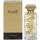 Korloff Gold Eau de Parfum für Damen 88 ml