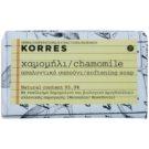 Korres Body Chamomile Feinseife für empfindliche Oberhaut 125 g