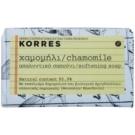 Korres Body Chamomile sabonete sólido para pele sensível 125 g