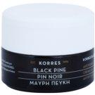 Korres Face Black Pine Lifting-Tagescreme gegen Falten für trockene bis sehr trockene Haut  40 ml