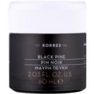 Korres Face Black Pine Lifting-Tagescreme gegen Falten für trockene bis sehr trockene Haut  60 ml