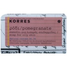 Korres Body Pomegranate Bar Soap For Oily Skin 125 g