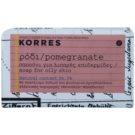 Korres Body Pomegranate sabonete sólido para pele oleosa  125 g