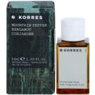 Korres Mountain Pepper (Bergamot/Coriander) Eau de Toilette for Men 50 ml