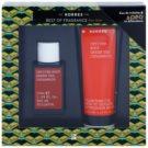 Korres Vetiver Root (Green Tea/Cedarwood) set cadou I. Apa de Toaleta 50 ml + After Shave Balsam 125 ml