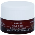 Korres Face Wild Rose Brightening and Moisturizing Cream For Mixed And Oily Skin  40 ml