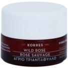 Korres Face Wild Rose crema hidratante iluminadora para pieles mixtas y grasas  40 ml