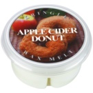 Kringle Candle Apple Cider Donut cera para lámparas aromáticas 35 g