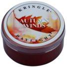 Kringle Candle Autumn Winds vela do chá 35 g