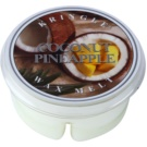 Kringle Candle Coconut Pineapple cera para lámparas aromáticas 35 g