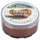 Kringle Candle Coconut Wood čajová svíčka 35 g
