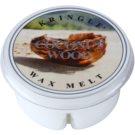 Kringle Candle Coconut Wood vosek za aroma lučko  35 g