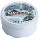 Kringle Candle Cozy Cabin vela do chá 35 g