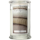 Kringle Candle Comfy Sweater vela perfumado 624 g