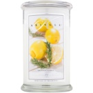 Kringle Candle Rosemary Lemon Scented Candle 624 g