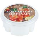Kringle Candle Strawberry Lemonade Wachs für Aromalampen 35 g