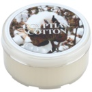Kringle Candle Egyptian Cotton чайні свічки 35 гр