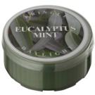 Kringle Candle Eucalyptus Mint čajová svíčka 35 g