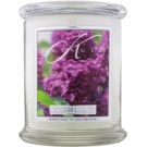 Kringle Candle Fresh Lilac Scented Candle 411 g