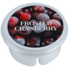 Kringle Candle Frosted Cranberry illatos viasz aromalámpába 35 g