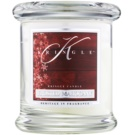 Kringle Candle Frosted Mahogany vela perfumado 127 g