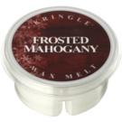 Kringle Candle Frosted Mahogany wosk zapachowy 35 g