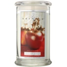 Kringle Candle Gilded Apple vonná svíčka 624 g