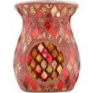 Kringle Candle Red & Gold Mosaic Keramische Aromalampe