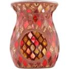 Kringle Candle Red & Gold Mosaic Keramična aroma lučka
