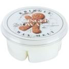 Kringle Candle Ginger Snow Angel vosek za aroma lučko  35 g