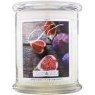 Kringle Candle Oak & Fig Duftkerze  411 g