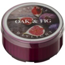 Kringle Candle Oak & Fig Tealight Candle 35 g