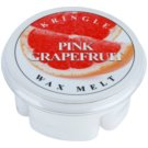Kringle Candle Pink Grapefruit vosek za aroma lučko  35 g