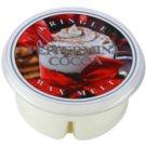 Kringle Candle Peppermint Cocoa vosek za aroma lučko  35 g