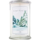 Kringle Candle Snow Capped Fraser ароматна свещ  624 гр.