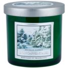 Kringle Candle Snow Capped Fraser vela perfumado 141 g pequeno