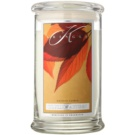 Kringle Candle Touch of Autumn ароматна свещ  624 гр.