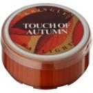 Kringle Candle Touch of Autumn čajová svíčka 35 g