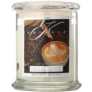 Kringle Candle Vanilla Latte vonná svíčka 411 g