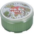 Kringle Candle Winter Apple čajová svíčka 35 g