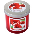 Kringle Candle Wild Poppies dišeča sveča  141 g majhna