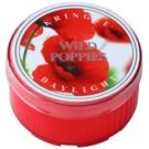 Kringle Candle Wild Poppies чайні свічки 35 гр