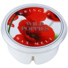 Kringle Candle Wild Poppies Wachs für Aromalampen 35 g