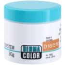 Kryolan Dermacolor Camouflage System corrector y maquillaje 2en1 textura crema  tono D 18/S10  30 g