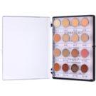 Kryolan Dermacolor Camouflage System High-Coverage Cream Concealer Mini Palette, 16 Shades Color No. 1 12 g