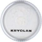 Kryolan Basic Face & Body Shimmering Powder For Face And Body Color Silver 3 g