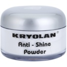 Kryolan Basic Face & Body pó fixador com efeito matificante (Anti-Shine Powder) 30 g